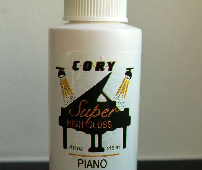 Cory Piano Polish